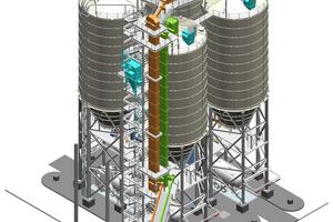 "<div class=""bildtext_en"">General layout of the four new silos</div>"