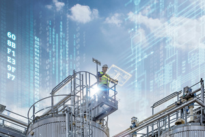 "<div class=""bildtext_en"">Siemens has expanded its Digital Enterprise portfolio to include a new digital service for optimizing plant maintenance</div>"