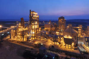 10 Gresik cement plant in Indonesia