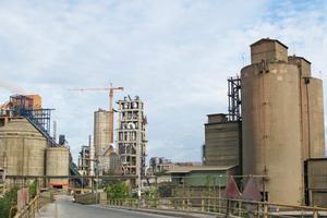 13 Hatien cement plant in Vietnam