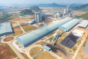 19 Chip Mong Insee cement plant in Cambodia