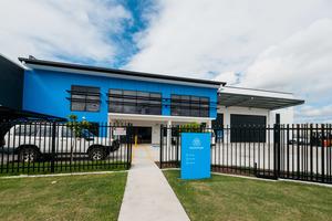 "<div class=""bildtext_en"">1 The new thyssenkrupp service center in Brisbane/Australia</div>"