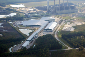 5 Georgetown wallboard plant in S.C., USA