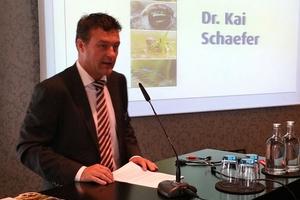 1 BVK Chairman Dr. Kai Schaefer analyzed&nbsp; current political and economic developments<br />