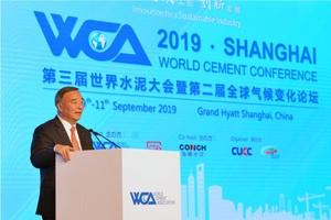 "<div class=""bildtext_en"">WCA President Song Zhiping during his keynote speech</div>"