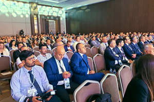 2 More than 600 participants had come to Antalya