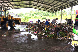 2 Recycling activities prior to waste processing