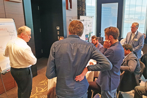 Impressions of the World Café Sessions