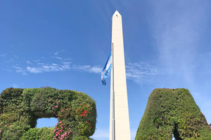 The Argentinian capital Buenos Aires was a meeting place for the international lime industry in 2019