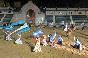 4 The Argentinian hosts delighted the attendees with a folklore show in the evening, which also provided ample time to share experiences