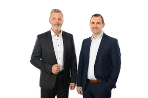 "<div class=""bildtext_en"">Werner Berens (left) and Michael Lambert: ""Our goal is to provide the best possible support for our customers.""</div>"