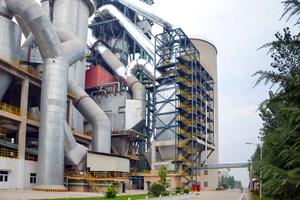 CemCat SCR plant Jining