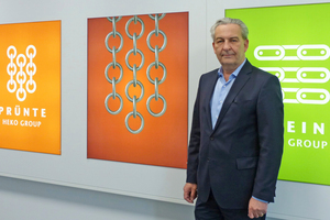 Heko Ketten Managing Director Alexander Koch heads the company in the third generation
