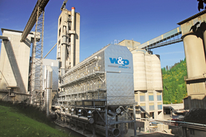 2 The Alpacem plant in Wietersdorf is a pioneer in climate protection, with the new RTO