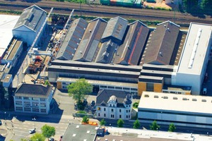 Gebr. Pfeiffer SE has been producing in Kaiserslautern for more than 150 years since 1864