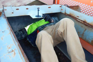 4 An estimated 7 % of the U.S. fatalities recorded by MSHA between 1995 and 2011 occurred in a confined space
