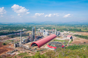 10 Cement plant of Anhui Conch in China