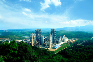 13 Cement plant of Huaxin in China
