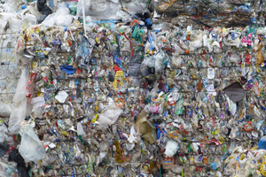 The high calorific fraction of packaging waste which cannot be recycled is ideal for processing to produce substitute fuel for cement manufacture