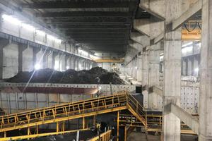 4 Inside the Changshankou storage hall