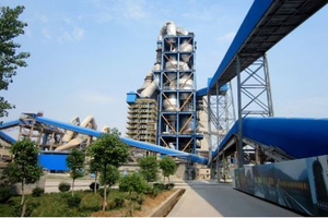 """8 and 9<span class=""""textmarkierung""""> </span>Lishui MSW co-processing plant"""