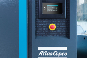 """<div class=""""bildtext_en"""">1 Smartlink connects all machines within a compressor station, monitors them almost in real time and evaluates any data generated</div>"""