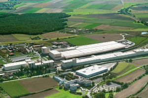 8 Knauf Headquarters and factory in Iphofen