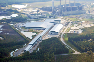 7 Georgetown wallboard plant in S.C, USA