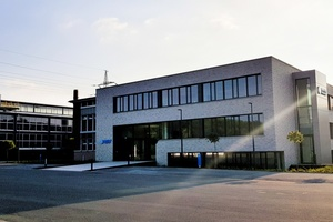 5 Christian Pfeiffer's headquarters in Beckum