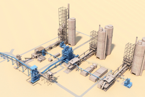 1 The EPC (engineering, procurement and construction) project for the Amreyah Cement Company (AMCC)