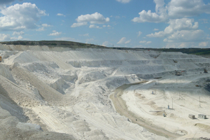 2 Overview of the Volsk mining operation