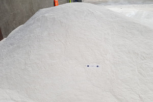 4 The final product is chemically identical to natural gypsum
