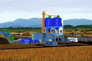 4 New Intercem Modular System for portable and modular grinding plants