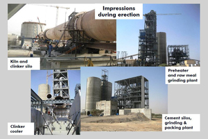 5 PAN Emirates Cement; Phase 2; Layout, design and commissioning of a complete 2400 t/d cement plant with Semi-Turn-Key delivery of core equipment