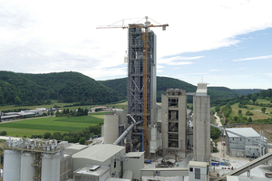 "<div class=""bildtext_en"">1 After the modernisation, the cement plant complies with the new limit values for pollutant emissions</div>"