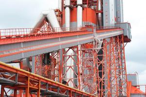 16 Podgorensky cement plant in Russia
