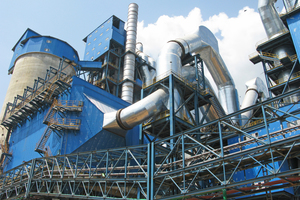 13 Cement plant in Nigeria