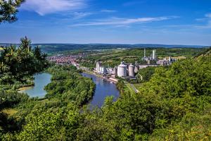 14 Lengfurt Cement plant in Germany