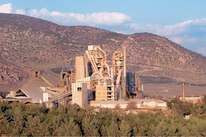 15 Denizli cement plant in Turkey