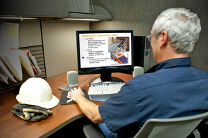 """<div class=""""bildtext_en"""">Martin Engineering has created a series of online modules for remote conveyor training</div>"""