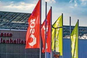 3 For bulk solids technology on the way to a sustainable and digital future, the trade fair duo Solids and Recycling-Technik in Dortmund offer an important information platform