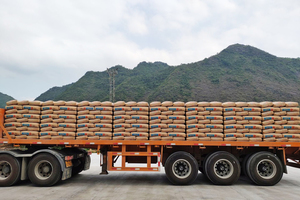 1 The fully automatic loading process enables users to achieve a constantly high loading performance and stack quality