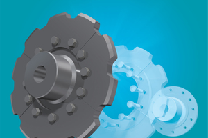 """<div class=""""bildtext_en"""">2 Tsubaki's sprockets for its Large Size Conveyor Chains are manufactured from premium materials and are additionally selectively hardened on the teeth or wearing surfaces. This ensures that overall chain life is maximised</div>"""