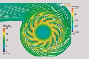 2a Optimizing a fan using CFD simulation