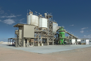 """6 """"CCG"""" modular cement grinding plant in Morocco"""