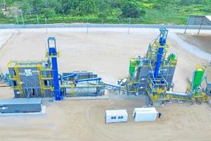"""1 """"Plug & Grind"""" installation in Honduras"""