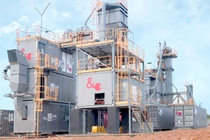 """2 """"Plug & Grind"""" cement grinding plant in Belize"""