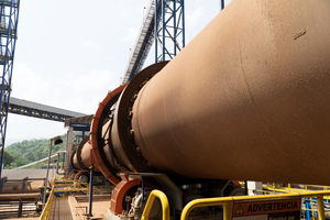 5 Rotary kiln clay calciner in Colombia