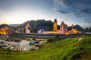 Rioclaro Cement Plant