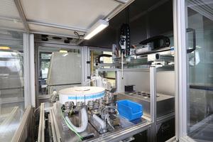 13 Automated calorimeter for laboratory automation